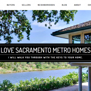 Love Sac Metro Homes