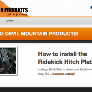 Devil Mountain Products