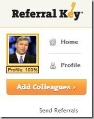 Mike on referralkey