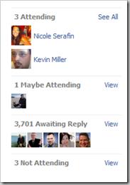 Facebook Event Spam 2