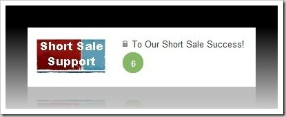 Short Sale Support Group