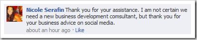 Snarky Response