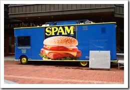 Spam Truck