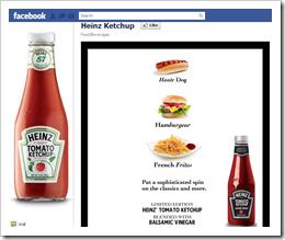 Heinz Balsamic Ketchup