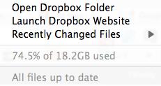 My Dropbox