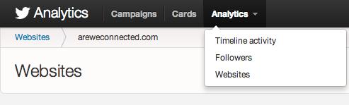Twitter Analytics Website