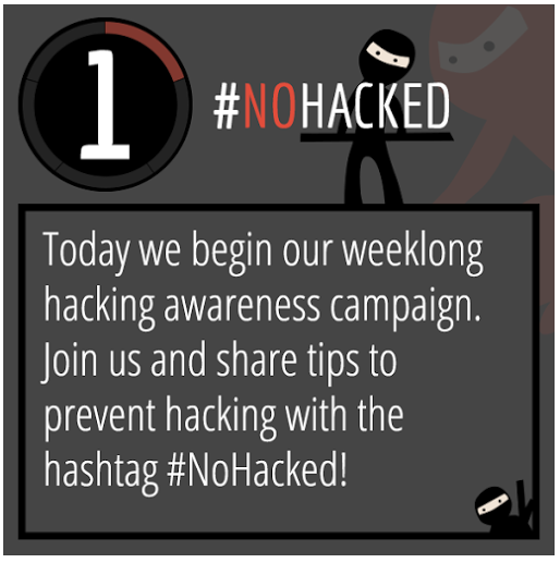 Google's NoHacked Campaign