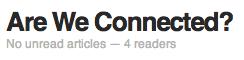 4 readers?