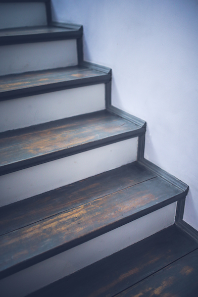 stairs to where?