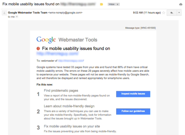 Does Google really care about Mobile Responsive Websites?