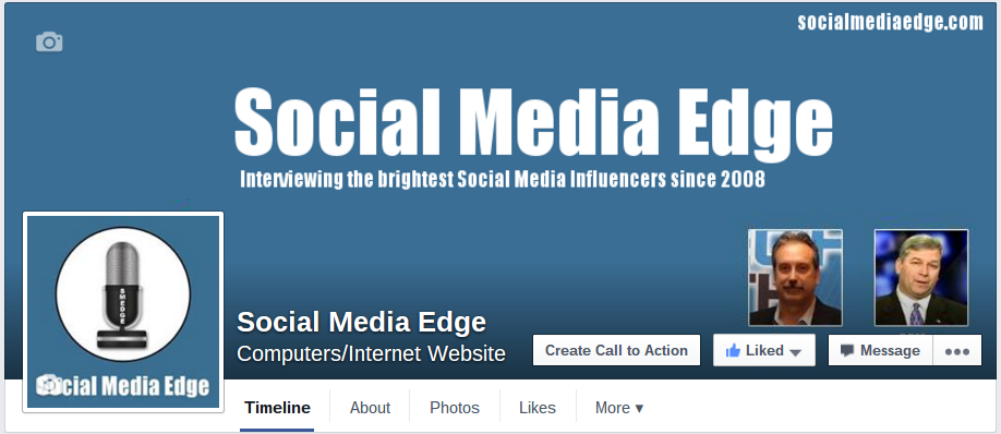 Social Media Edge Podcast