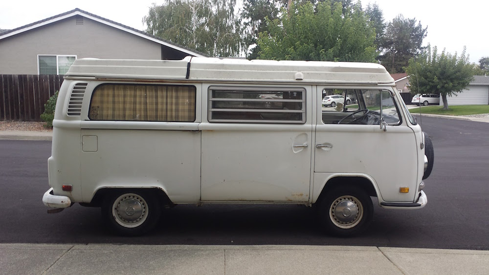 My 1972 Westy for Sale