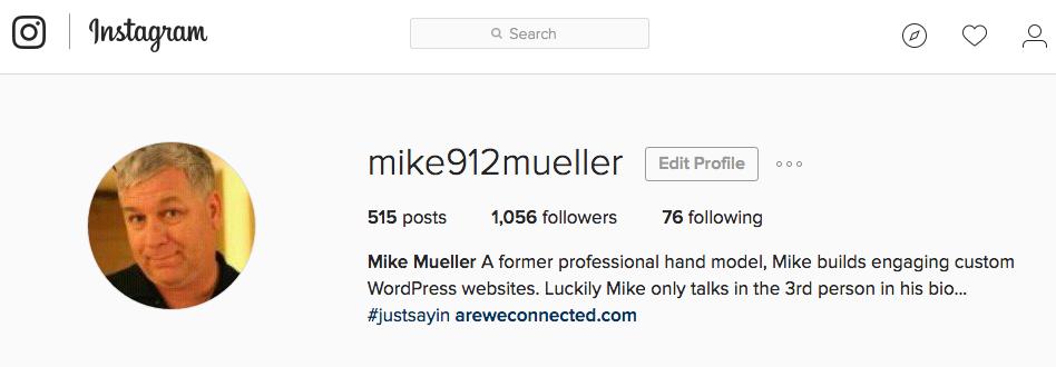 My Instagram followers