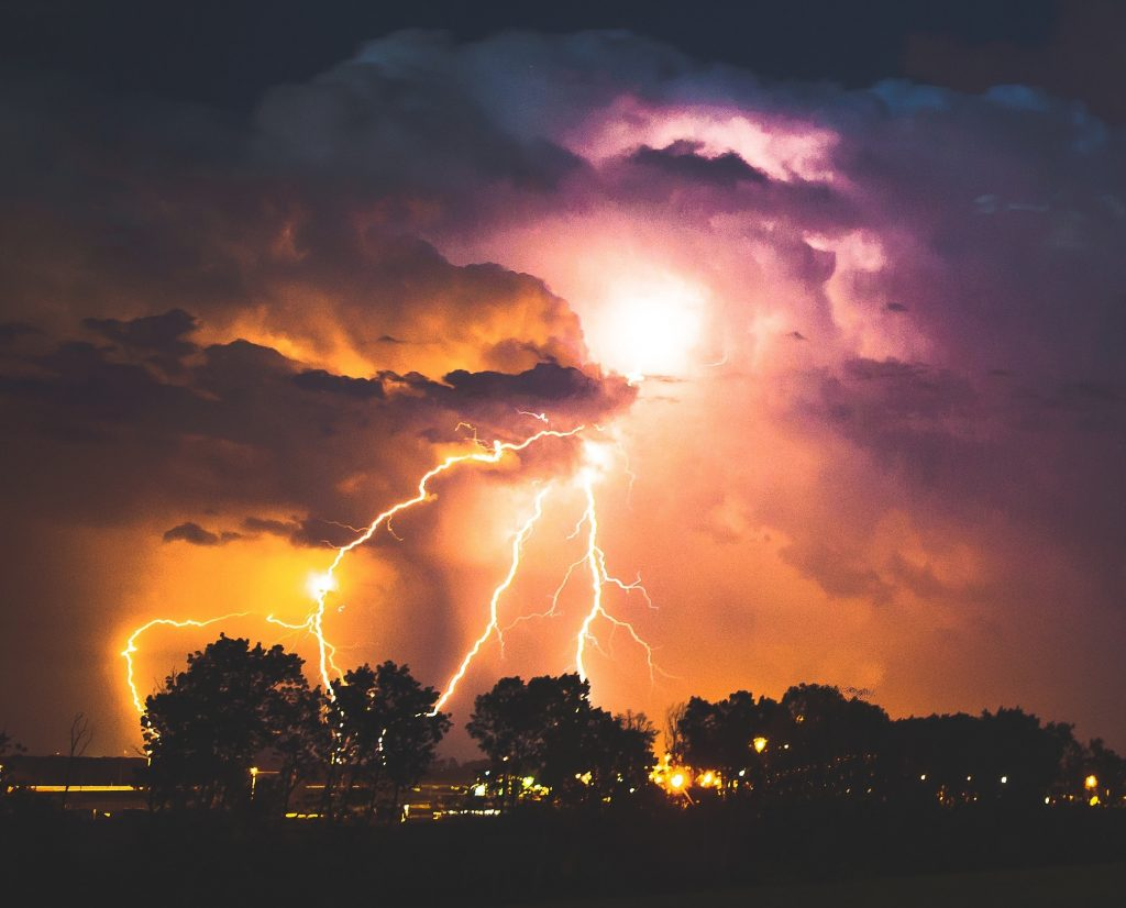 There's a storm coming - AreWeConnected.com